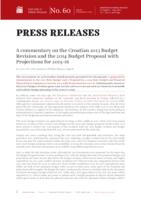 A commentary on the Croatian 2013 Budget Revision and the 2014 Budget Proposal with Projections for 2015-16