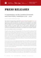 A Commentary on the Croatian Economic and Fiscal Policy Guidelines 2018 – 2020